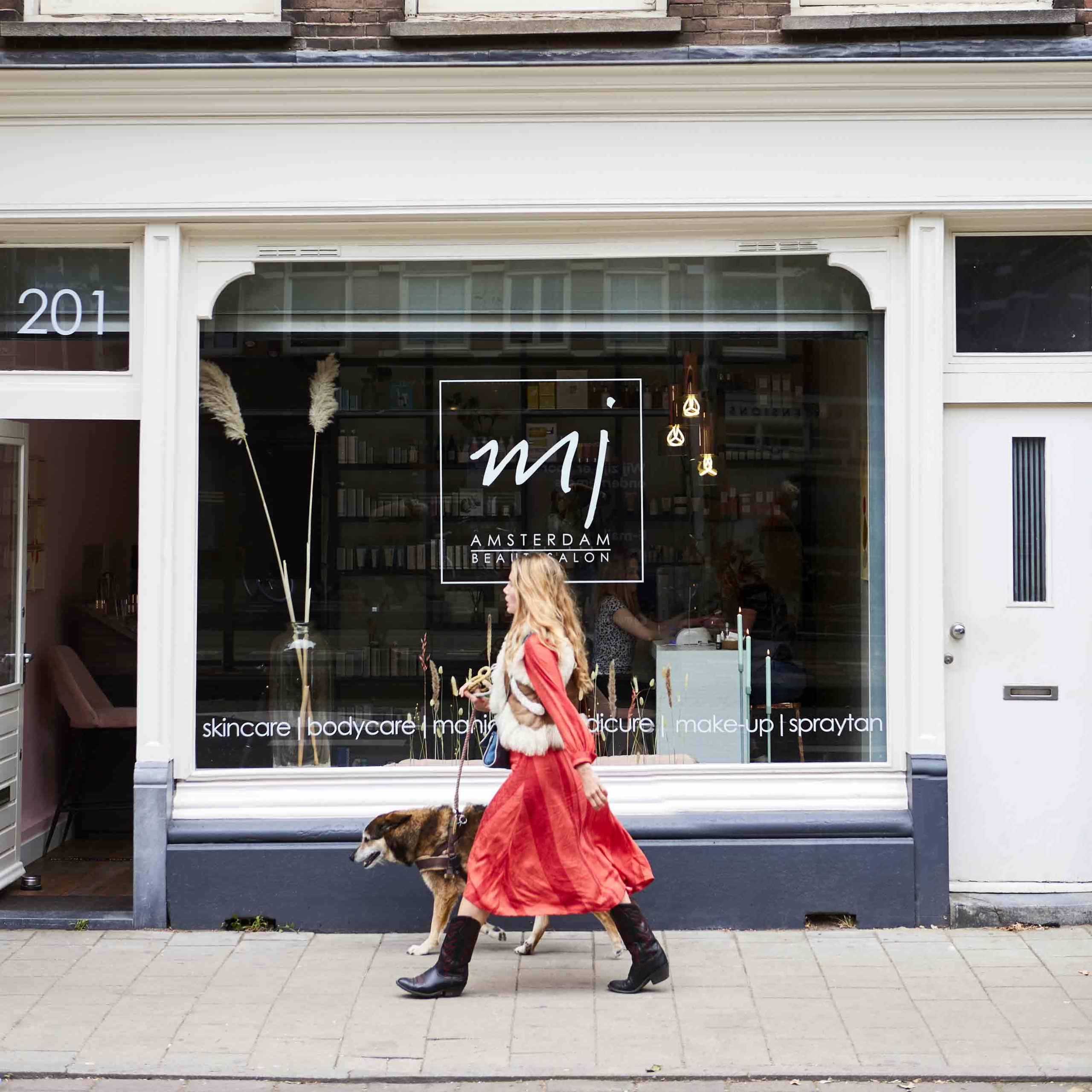 MJ Amsterdam | Spa Pedicure
